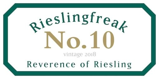2018 Riesling No.10